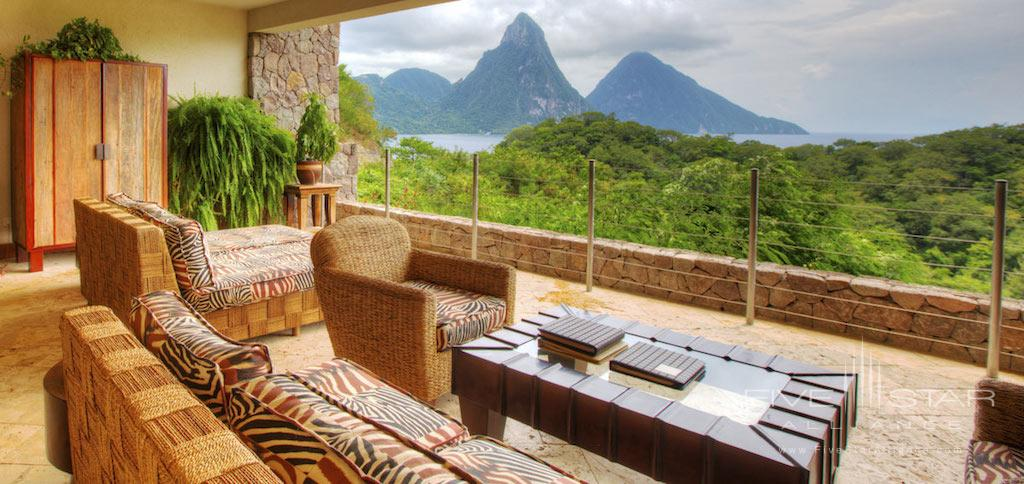 Jade Mountain Sky Suite