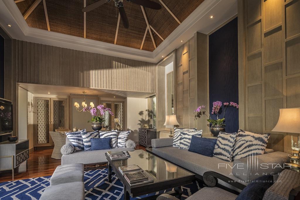 Two Bedroom Royal Villa by Jim Thompson Living Room