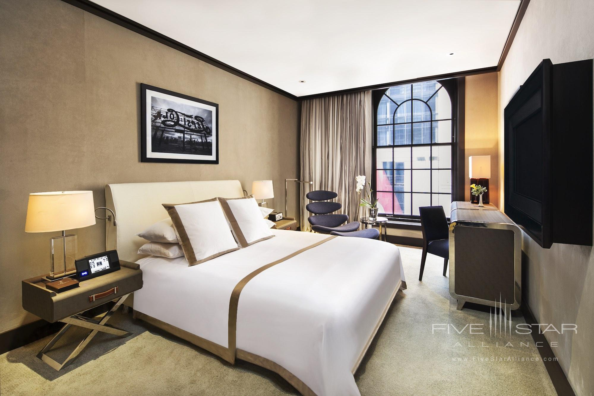 Grand Deluxe King Room at The Chatwal New York City