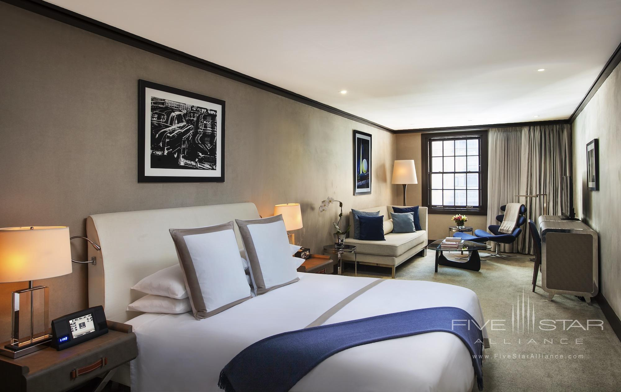 Junior Suite King at The Chatwal New York City