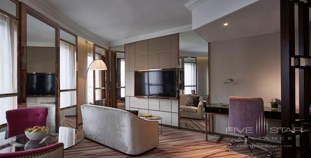 Executive Suite at Dorsett Wanchai, Hong Kong