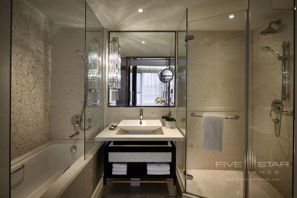 Executive Suite Bath at Dorsett Wanchai, Hong Kong