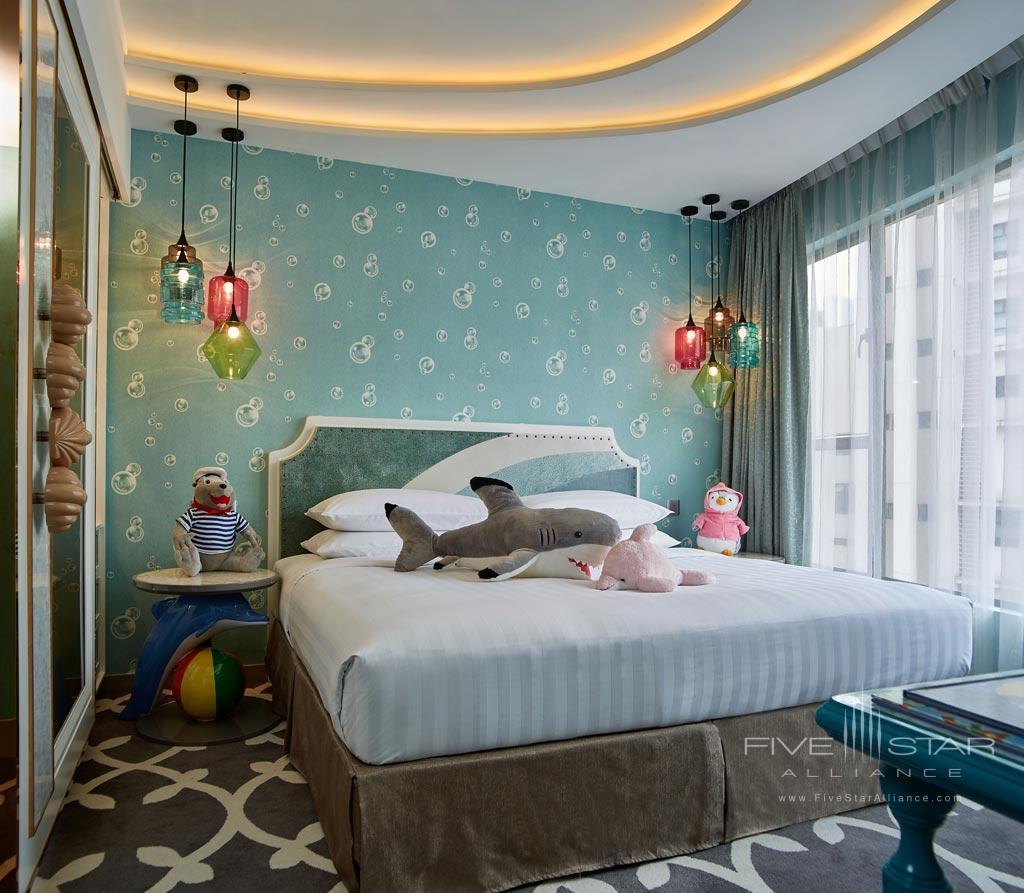 Ocean Park Family Suite at Dorsett Wanchai, Hong Kong