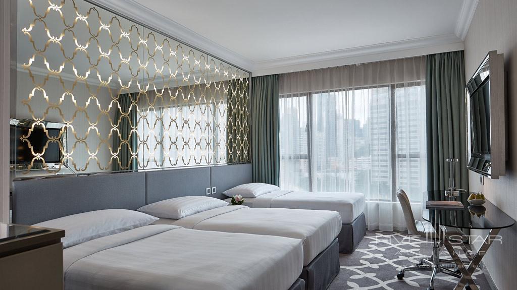 Premier Triple Guest Room at Dorsett Wanchai, Hong Kong