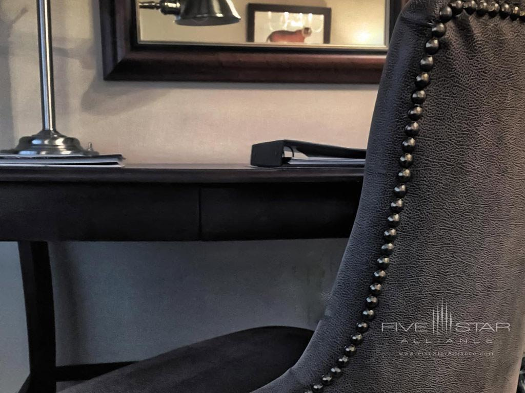 Guest Room Amenities at Blakely New York, New York