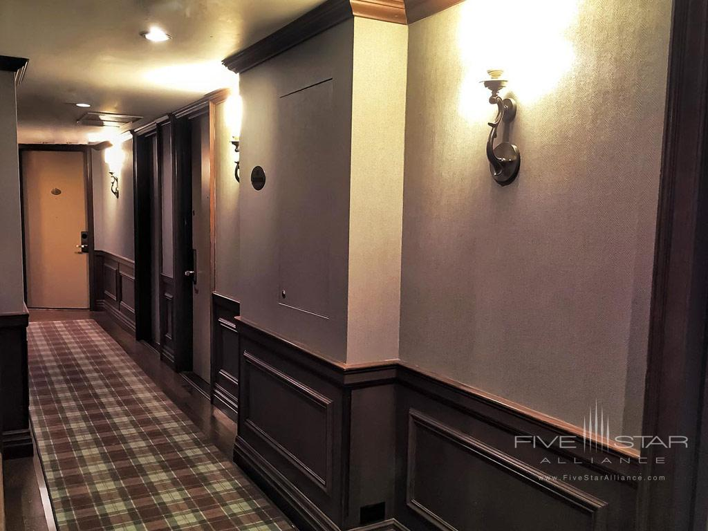 Guest Room Halls at Blakely New York, New York