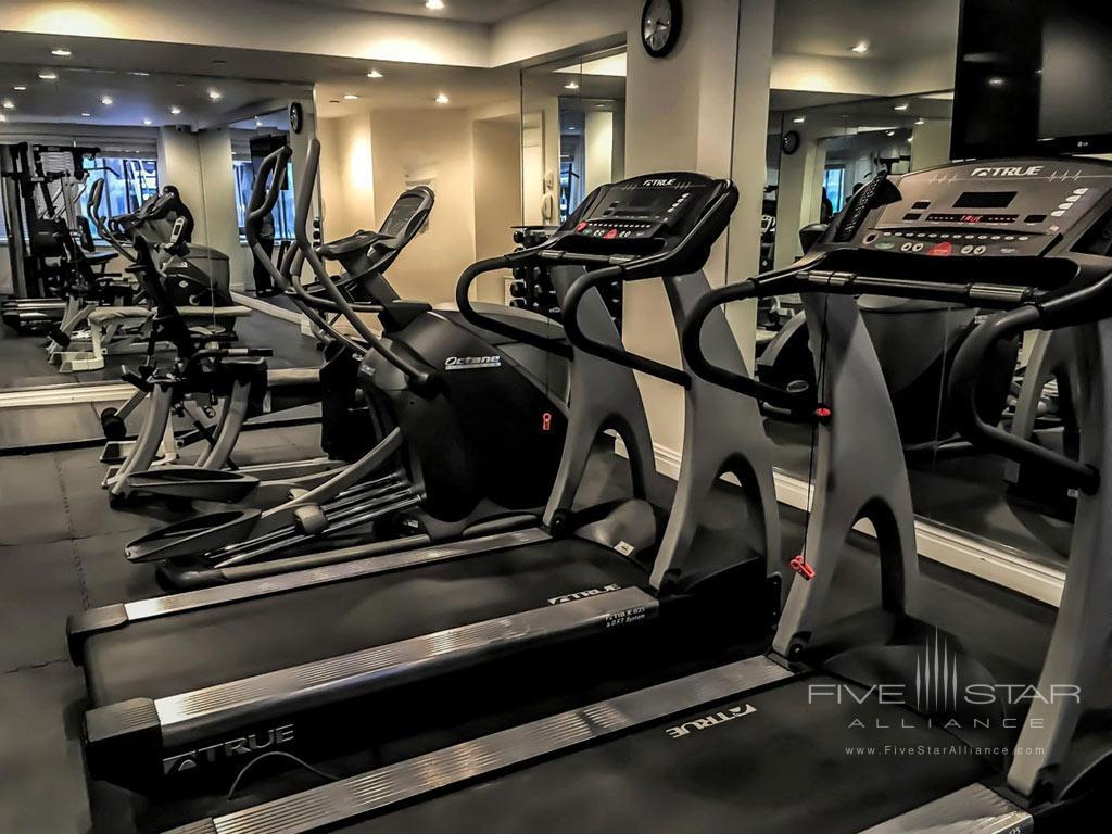 Gym at Blakely New York, New York