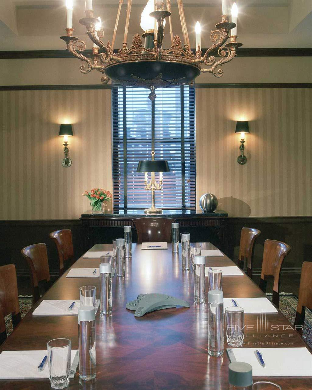 Penthouse Boardroom at Blakely New York, New York