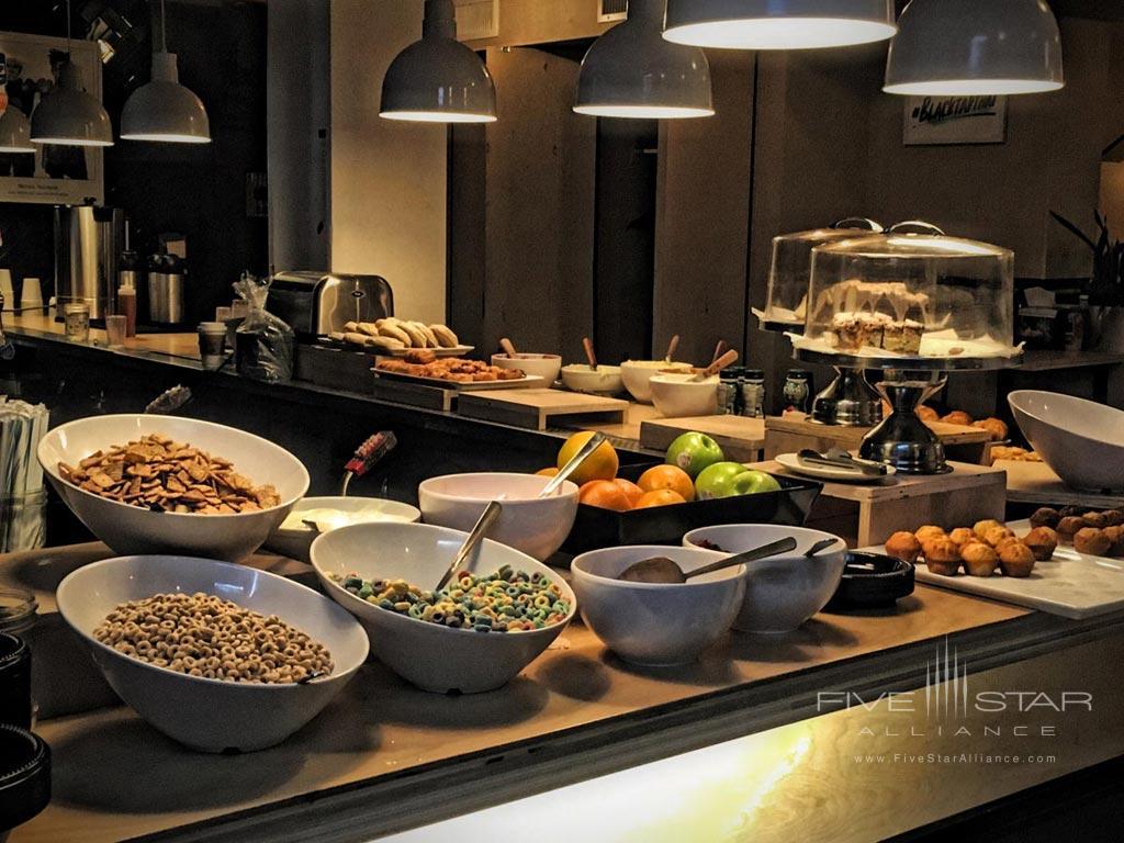 Buffet Breakfast at Blakely New York, New York