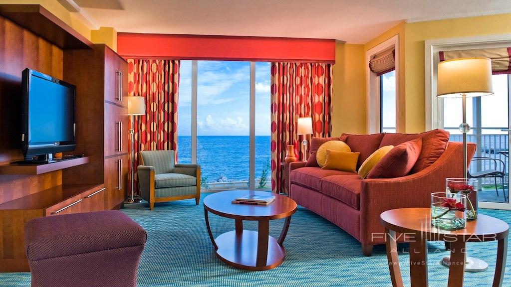 Imperial Suite at the Renaissance Curacao Resort