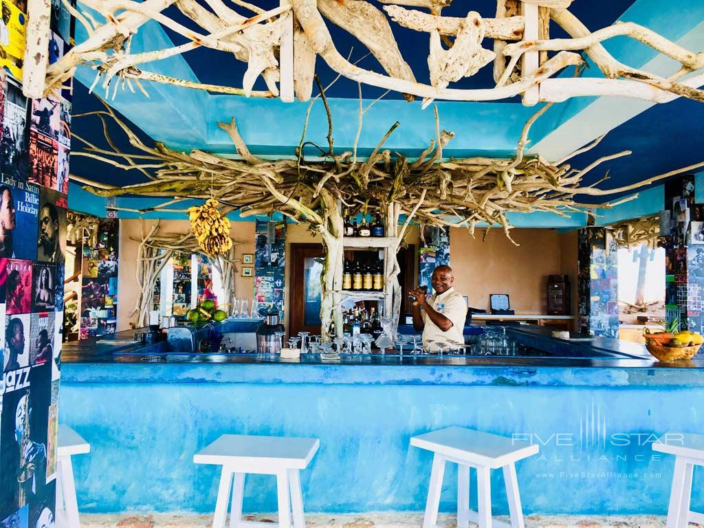 Bizot Bar at GoldenEye Hotel and Resort, St. Mary, Jamaica