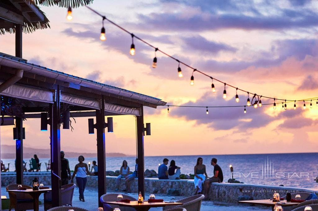 Bizot Sunset Bar at GoldenEye Hotel and Resort, St. Mary, Jamaica