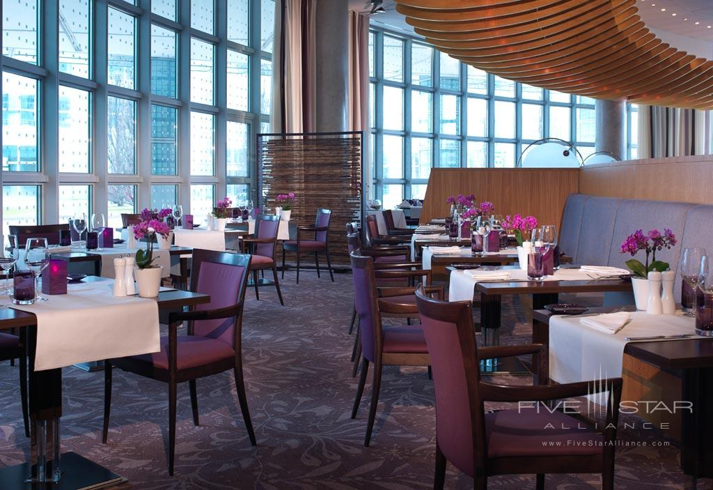 Dine at Hilton Munich Airport, Germany