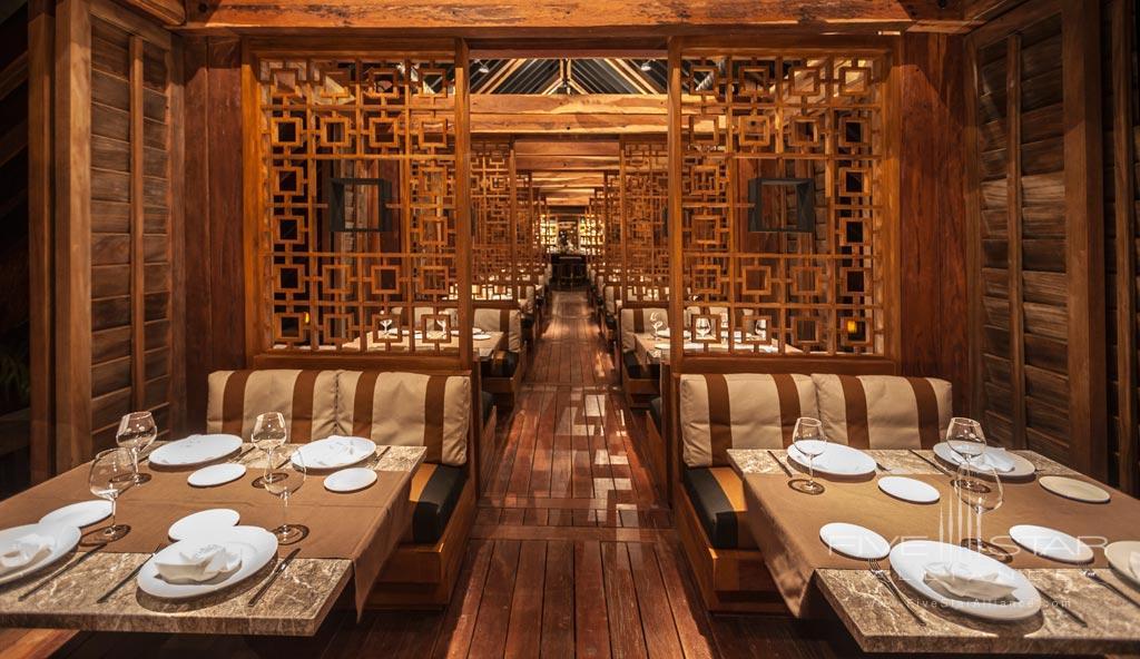 Dine at NIZUC Resort and Spa Cancun, Quintana Roo, Mexico