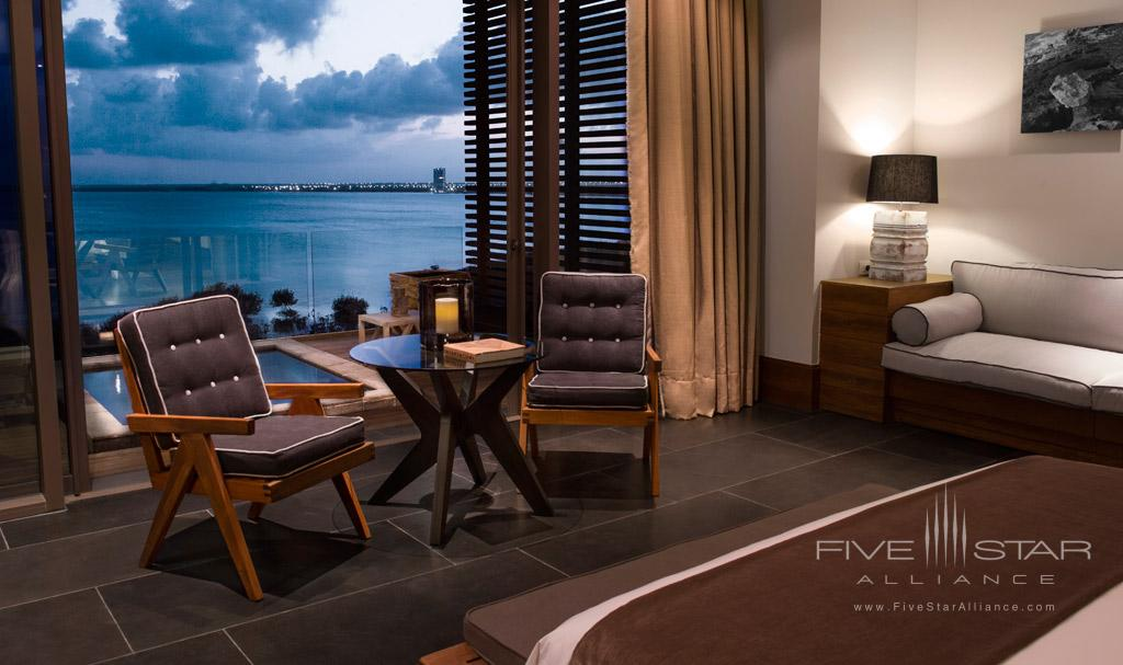 Ocean View Jr Suite at NIZUC Resort and Spa Cancun, Quintana Roo, Mexico