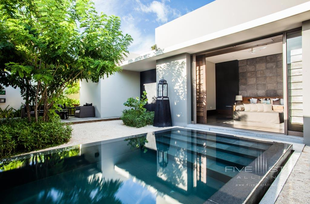 Garden Pool Villa at NIZUC Resort and Spa Cancun, Quintana Roo, Mexico