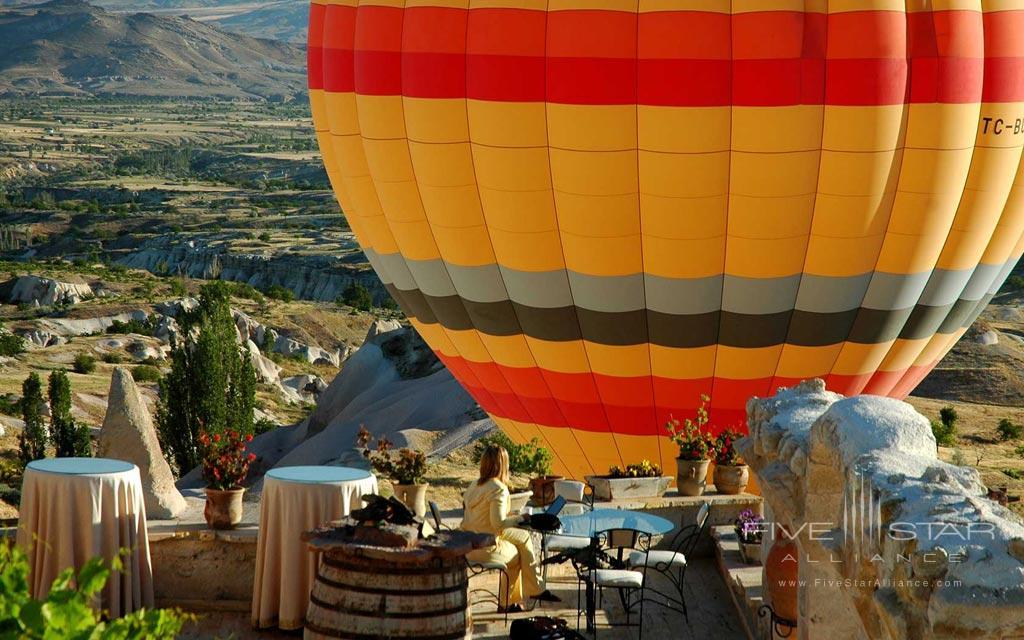 Museum Hotel Cappadocia, Nevsehir, Turkey