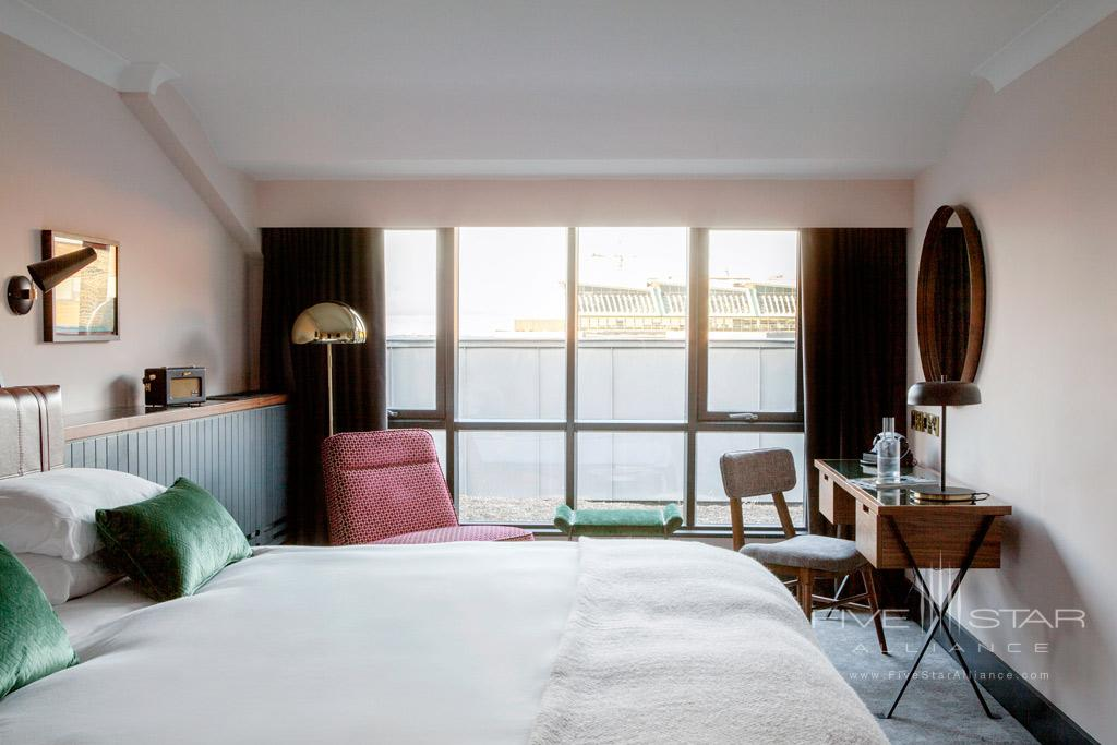 Guest Room at The Alex, Dublin, Ireland