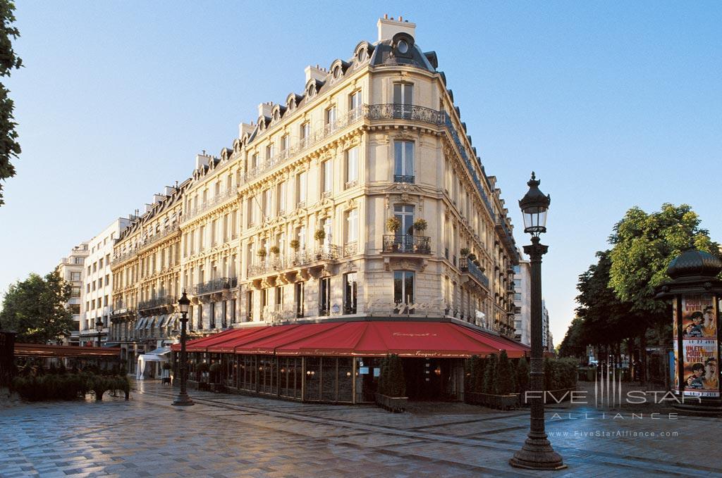 Hotel Fouquet's Barriere, Paris, France