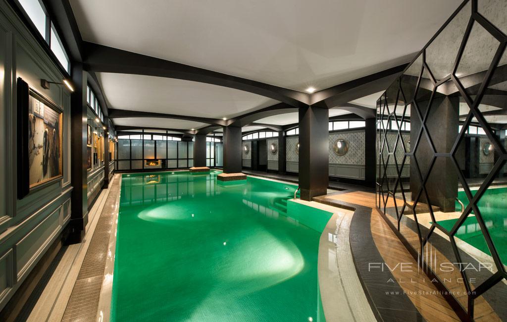 Spa at Hotel Fouquet's Barriere, Paris, France