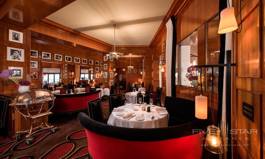 Dine at Hotel Fouquet's Barriere, Paris, France