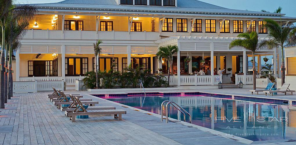 Outdoor Pool at Mahogany Bay Resort & Beach Club, Belize