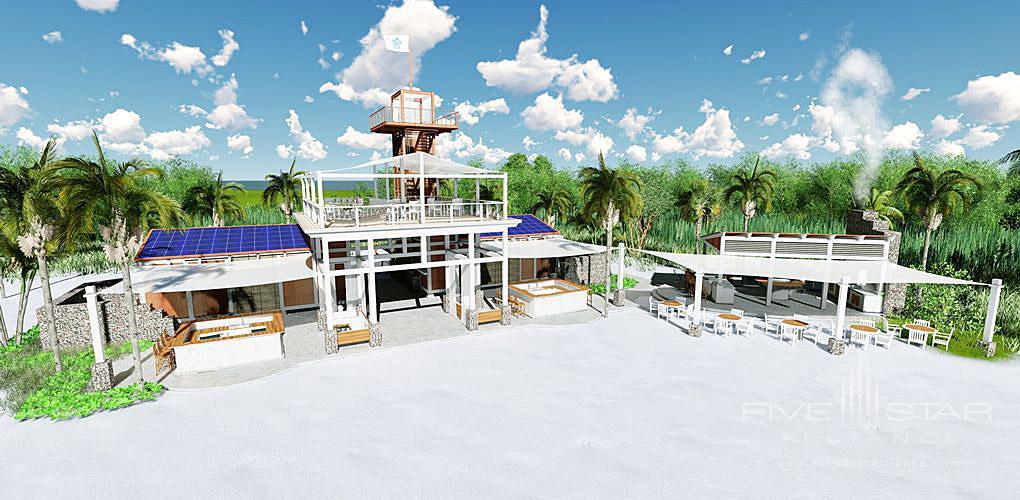 The Beach Club at Mahogany Bay Resort & Beach Club, Belize
