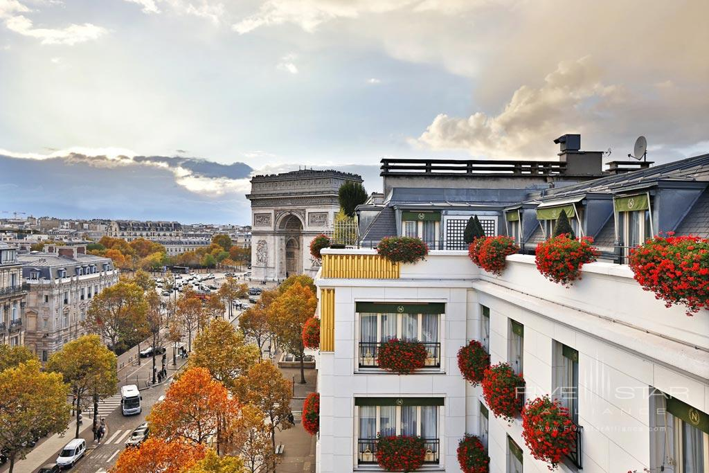 Hotel Napoleon Paris, France