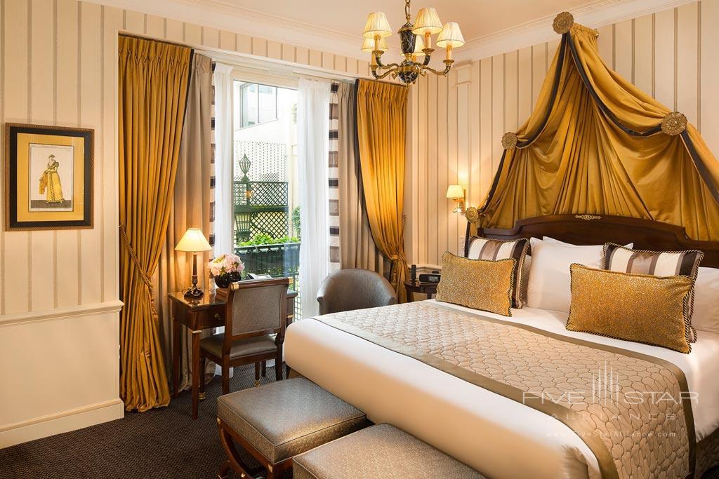 Guest Room at Hotel Napoleon Paris, France
