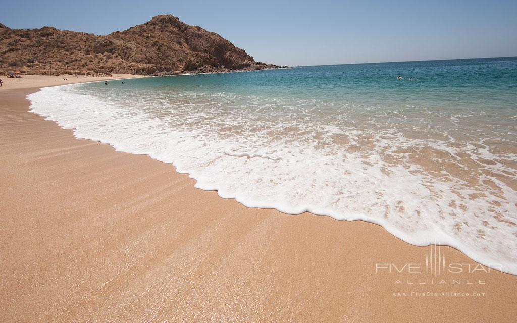 Beach at Montage Los Cabos, Cabo San Lucas, Mexico