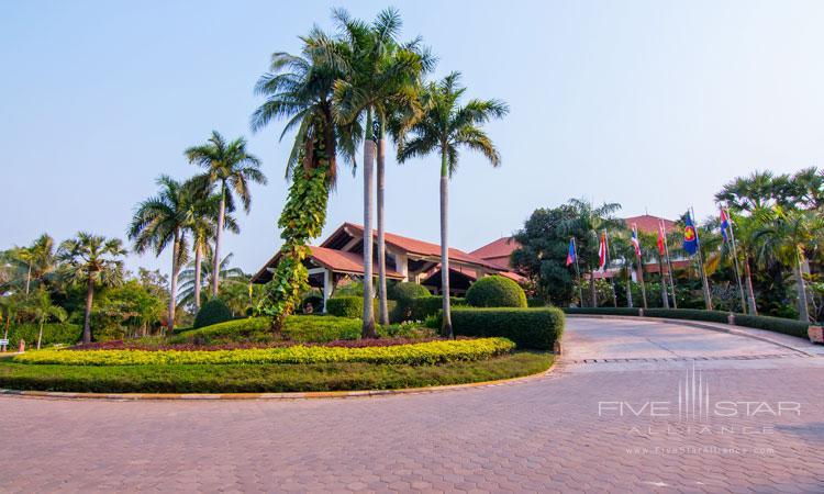 Angkor Palace Resort and Spa, Siem Reap, Cambodia