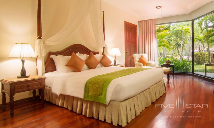 Palace Club Guest Room at Angkor Palace Resort and Spa, Siem Reap, Cambodia
