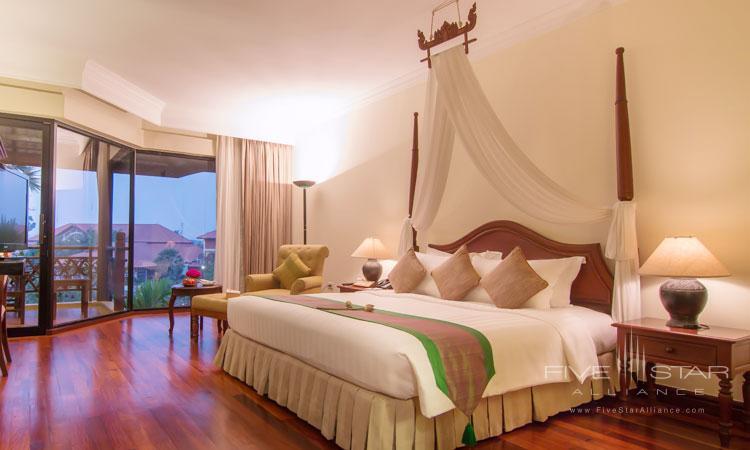 Premier Guest Room at Angkor Palace Resort and Spa, Siem Reap, Cambodia