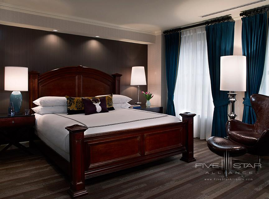 Guestroom at the Kimpton Grand Hotel Minneapolis