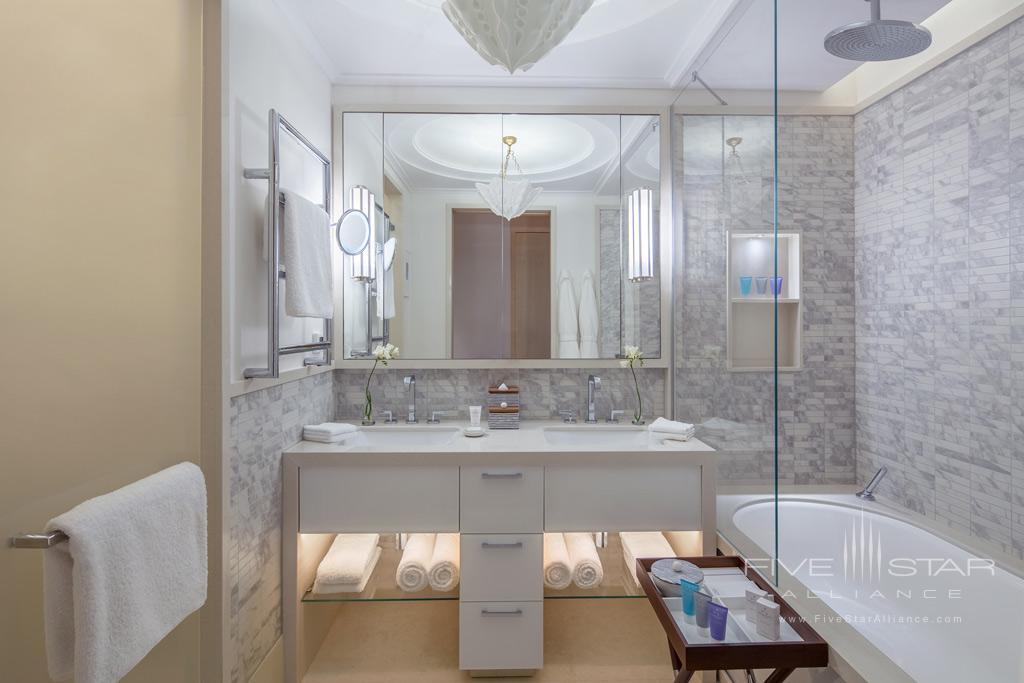 Deluxe Bath at Regent Porto Montenegro, Tivat, Montenegro