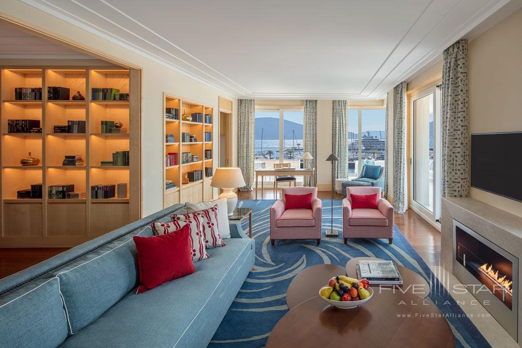 One Bedroom Suite at Regent Porto Montenegro, Tivat, Montenegro