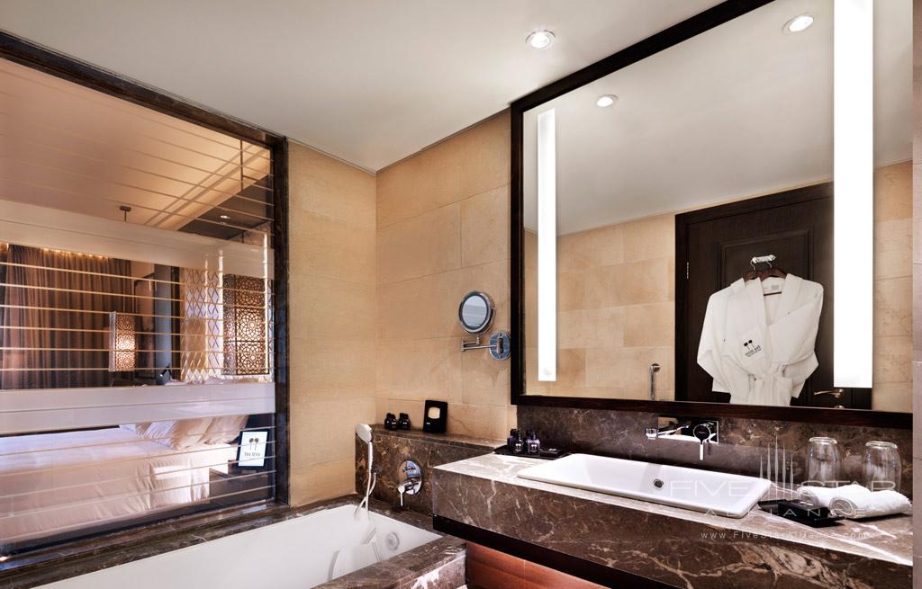 Guest Bath at The Setai Tel Aviv, Israel