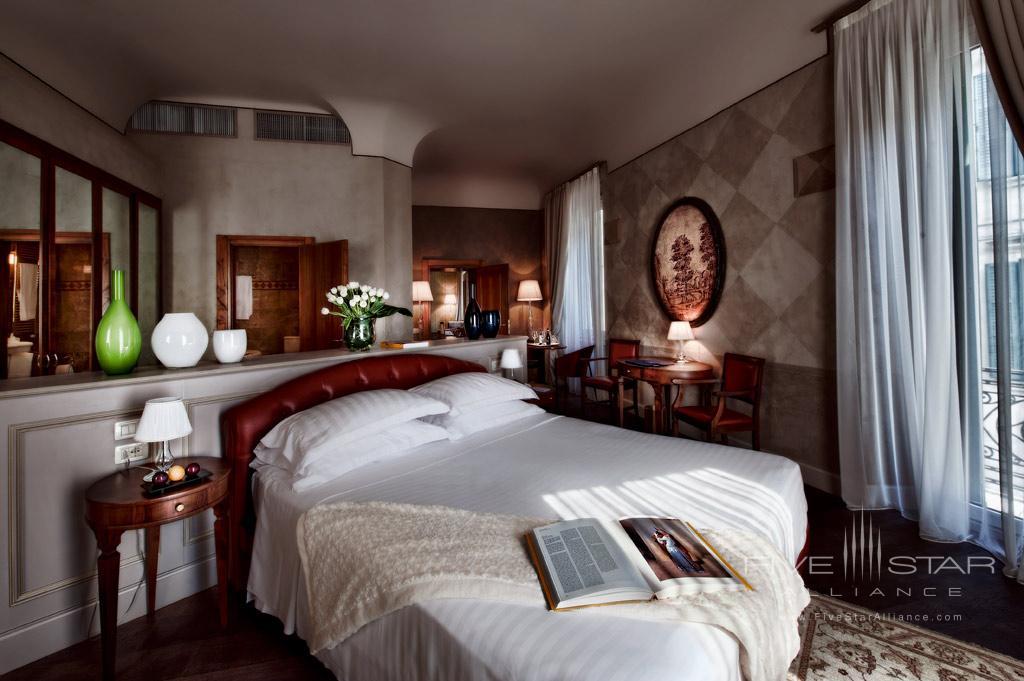 Suite Guest Room at Palazzo Victoria, Verona, Italy