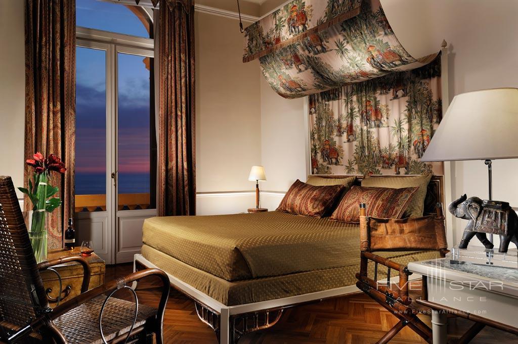 One Bedroom Sea View Balcony Suite at Grand Hotel Principe di Piemonte, Viareggio LU, Italy