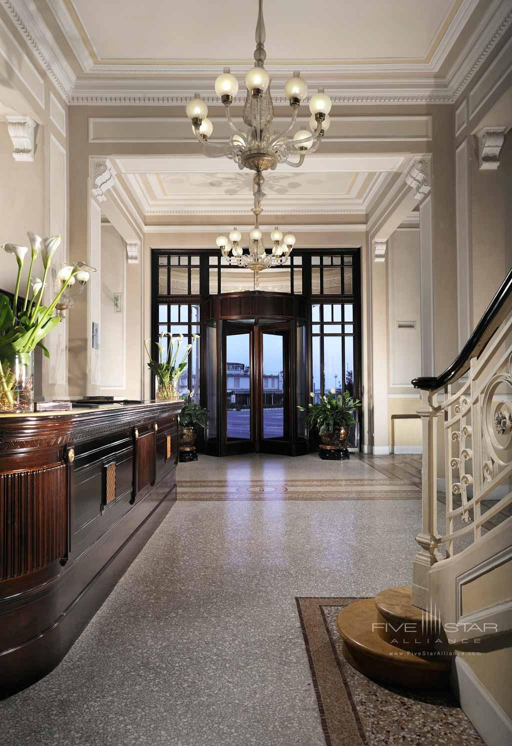 Lovely Reception at Grand Hotel Principe di Piemonte, Viareggio LU, Italy