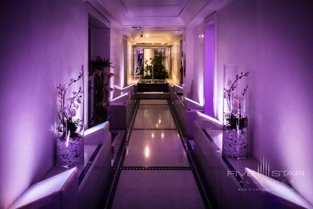 Spa at Grand Hotel Principe di Piemonte, Viareggio LU, Italy