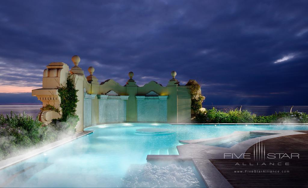 Winter Pool at Grand Hotel Principe di Piemonte, Viareggio LU, Italy