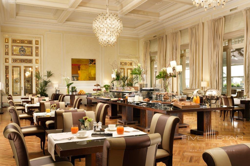 Dine at Grand Hotel Principe di Piemonte, Viareggio LU, Italy