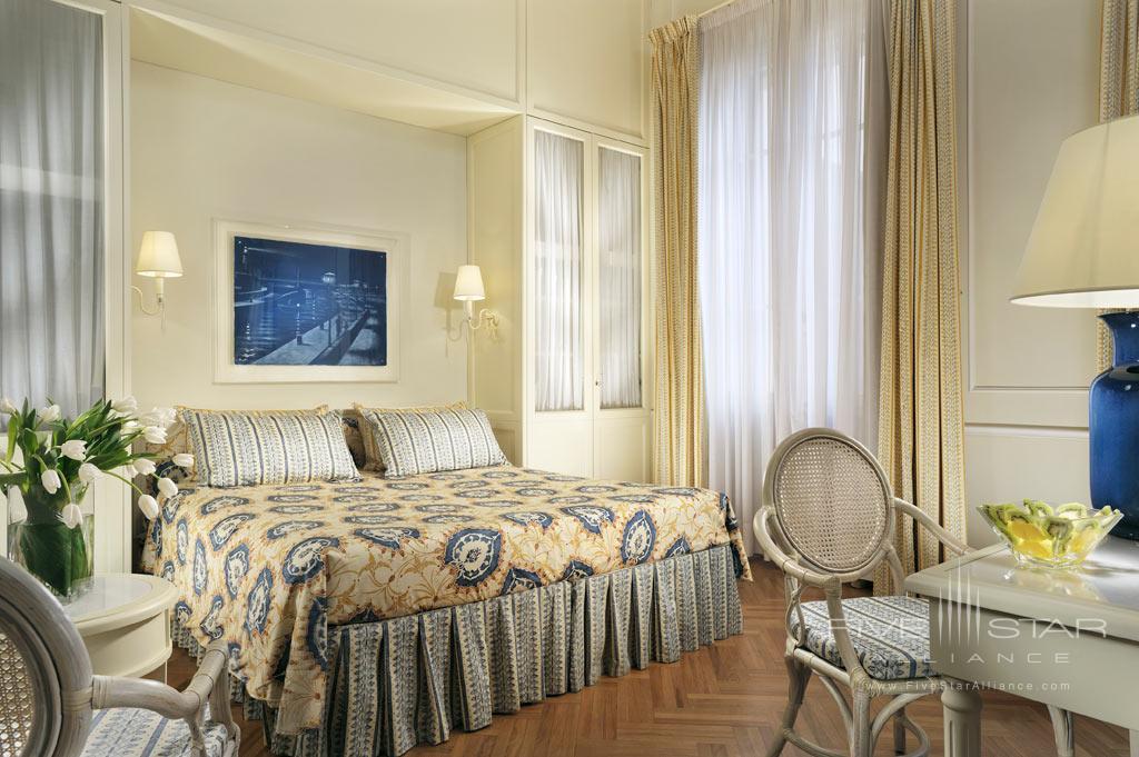 Classic Guest Room at Grand Hotel Principe di Piemonte, Viareggio LU, Italy