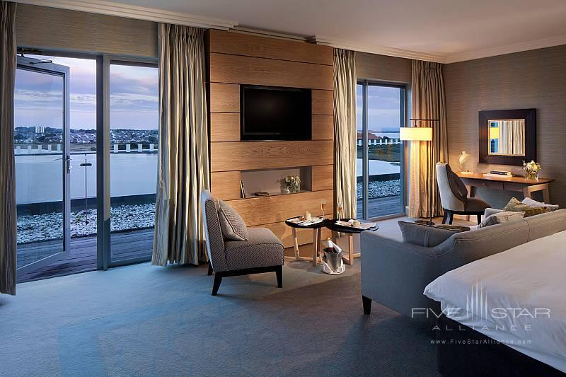 Executive Guest Room at The Galmont Hotel & Spa, Galway, Ireland
