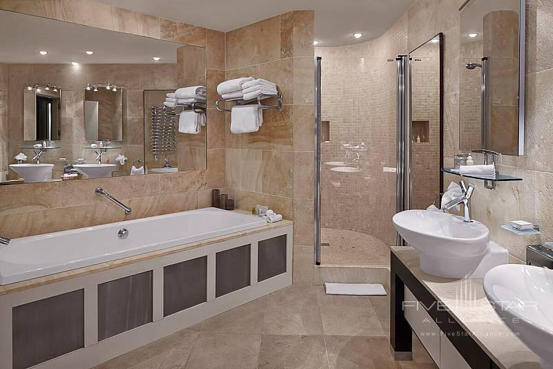 Penthouse Bath at The Galmont Hotel & Spa, Galway, Ireland