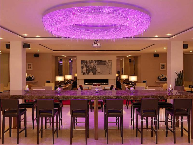 Bar and Lounge at The Galmont Hotel & Spa, Galway, Ireland