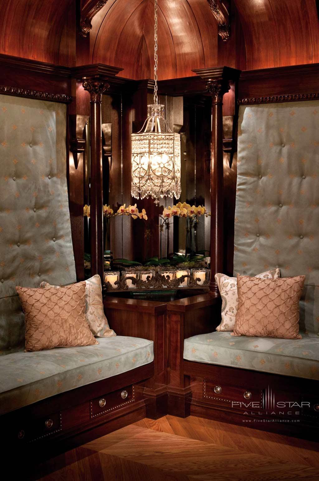 Lounge at Inn on Biltmore Estate, Asheville, NC