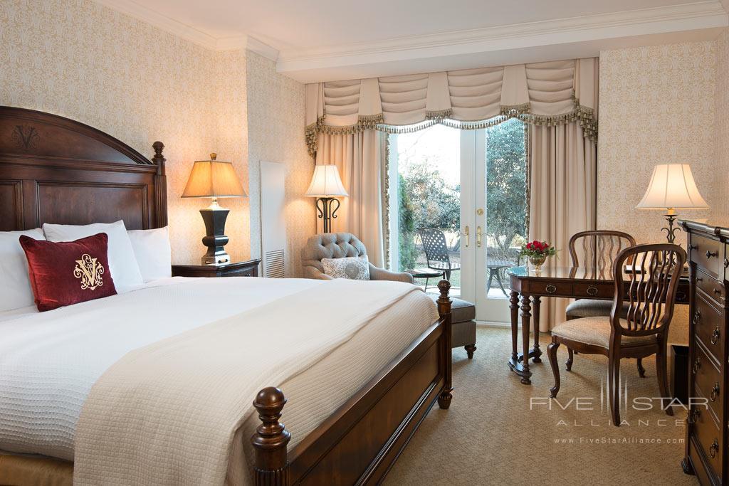 Guest Room at Inn on Biltmore Estate, Asheville, NC