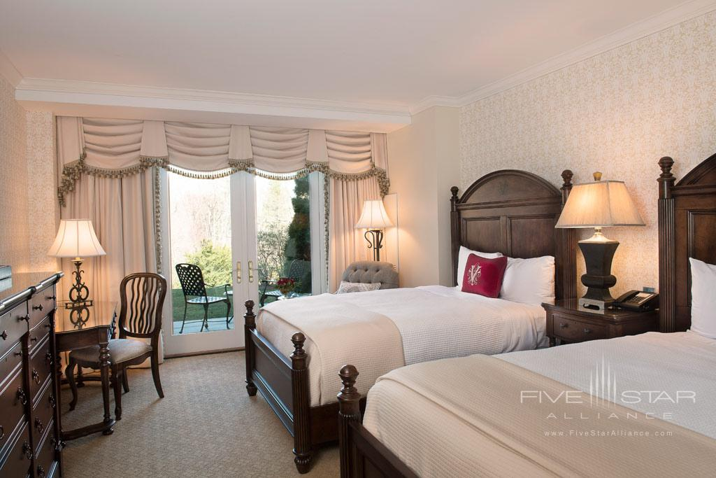 Double Guest Room at Inn on Biltmore Estate, Asheville, NC